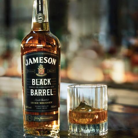 Jameson Black Barrel recenze
