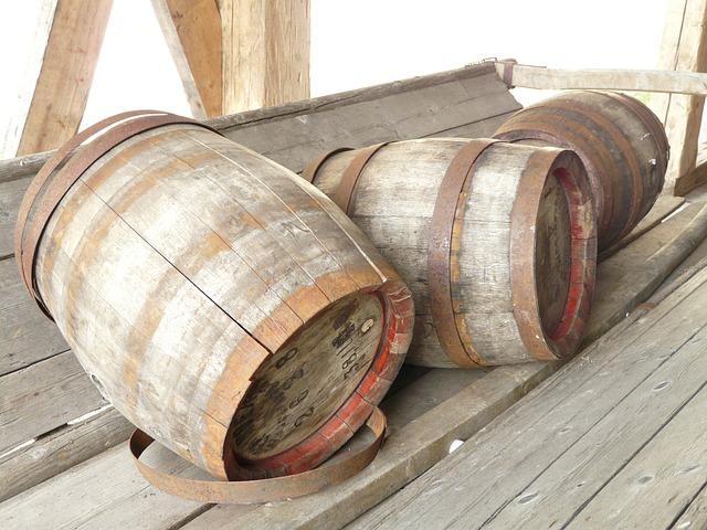Zrání whisky: V čem zraje tento poklad?