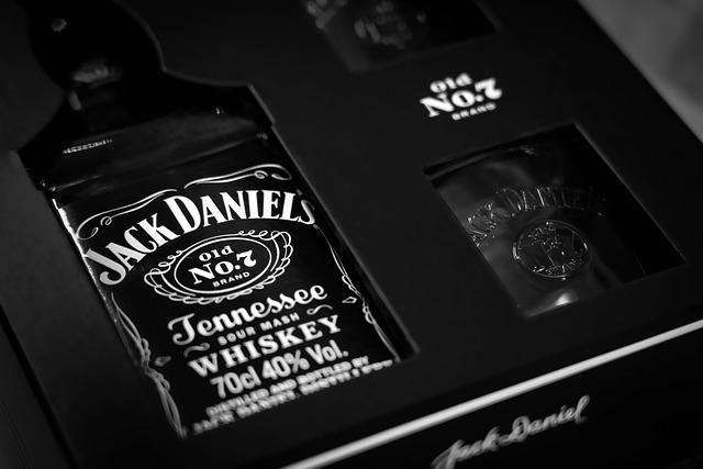 Nejlepší dárkové balení Jack Daniel's