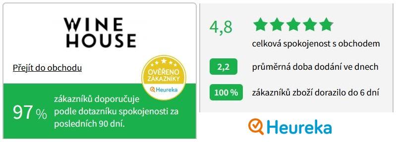 Winehouse na Heureka.cz
