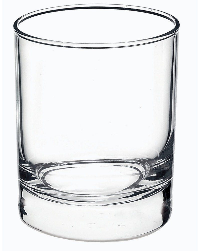 whiskovka s vysokým dnem