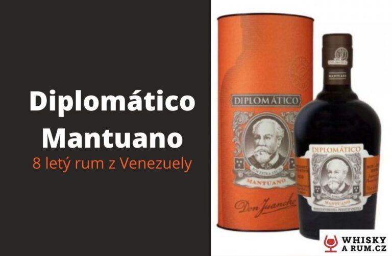 Diplomatico Mantuano – těžší rum vyrobený na počest vznešeného muže