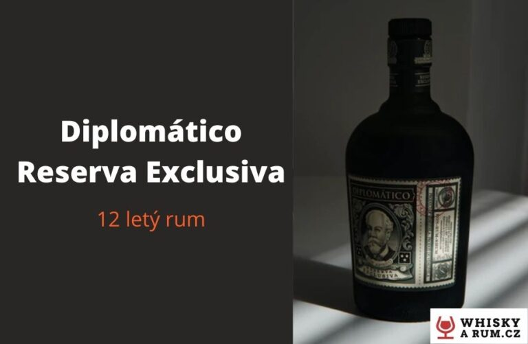 Diplomatico Reserva Exclusiva – nesmrtelná (a sladká) klasika